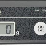 Tanita 1475 LCD Image