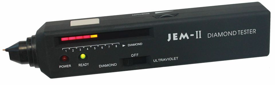 Jem Diamond Tester
